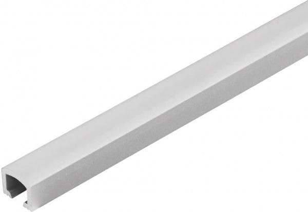 Dekorprofil Aluminium eloxiert silber