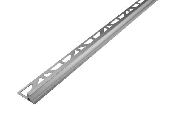 DURAL LED Quadratprofil aus Aluminium 9 mm silber