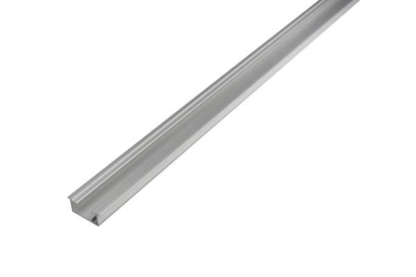 DURAL LED Basisprofil silber eloxiert
