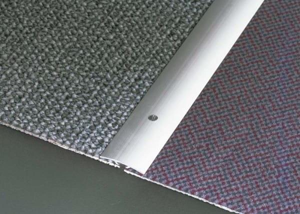 Übergangsprofil aus Aluminium