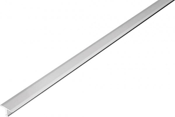 Übergangsprofil Aluminium silber eloxiert