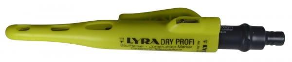Lyra DRY Tieflochmarker graphit
