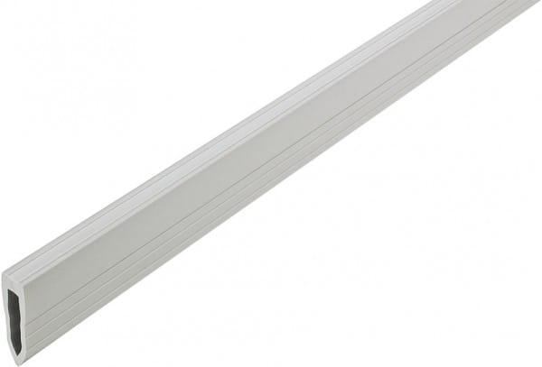 Dehnungsfugenprofil für Dickbett ohne Auflageschenkel PVC grau