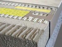 Balkonprofil L-Form Anwendung